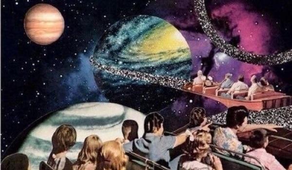 Going. | 3 planeta od słońca—3 Siostry lecą w kosmos - 3 Siostry