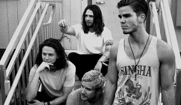 Going. | Kaleo - Open'er Live Music Festival