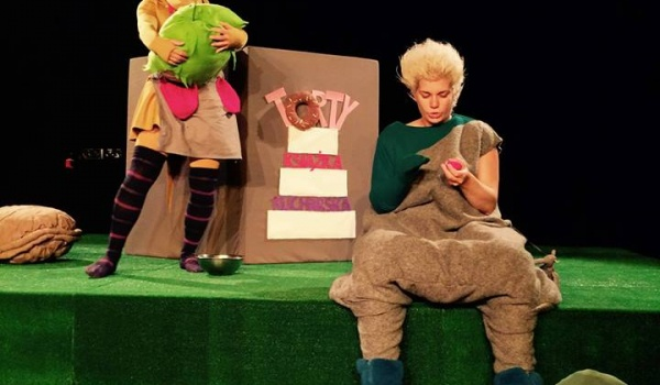 Going.   Sens życia - przedstawienie dla dzieci - Fundacja Mały Dom Kultury