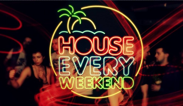 Going. | House Every Weekend vol#4 - NRD Klub