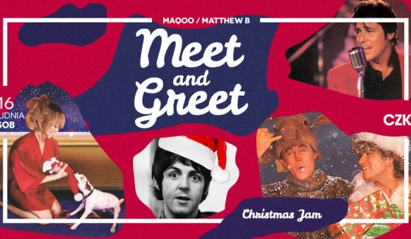 Going. | Meet & Greet Christmas Jam by Maqoo - Klub Czekolada Poznań