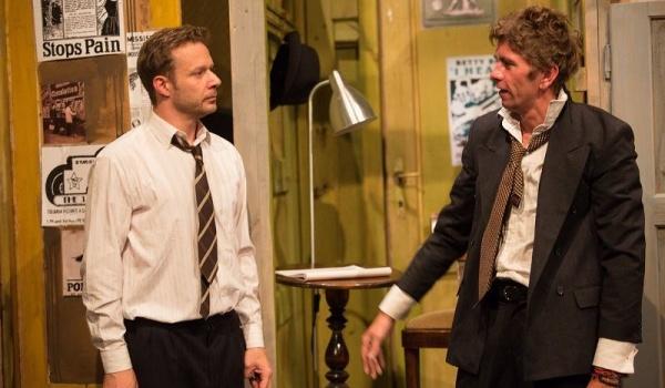 Going. | Ofiara, reż. Adam Sajnuk - Teatr WARSawy