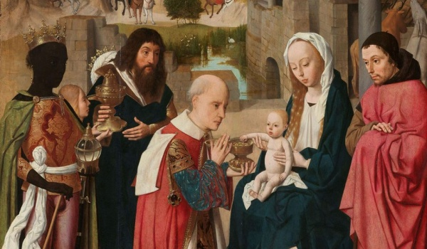 Going.   Bóg się rodzi! Motyw Narodzenia Pańskiego w malarstwie - Kujawsko-Pomorskie Centrum Kultury / KPCK