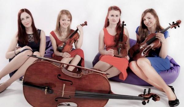 Going. | Kameralne Czwartki - Crystal String Quartet - Pałac Kultury Zagłębia