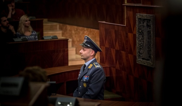 Going. | Terror - Sejm Śląski