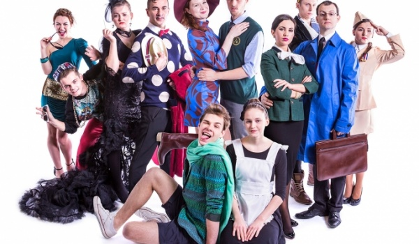 Going. | Jak nie my, to kto? - musical - Chorzowskie Centrum Kultury