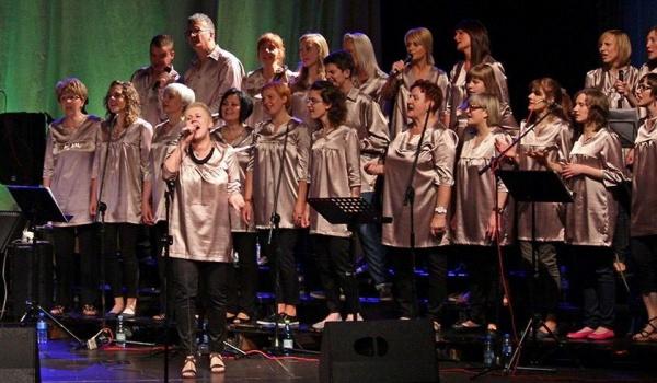 Going. | Dotyk Nieba - gospel band - Pałac Kultury Zagłębia