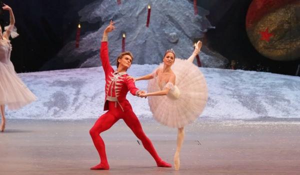 Going. | Dziadek do orzechów - retrans. spekt. baletowego z Teatru Bolszoj - Kinoteatr Rialto