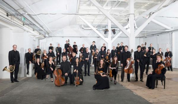 Going. | Kammerorchester Basel