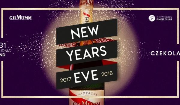 Going. | Sylwester — New Years Eve 2017/2018 - Klub Czekolada Poznań