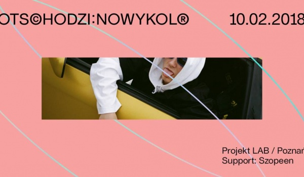 Going. | Otsochodzi - Nowy Kolor - Projekt LAB