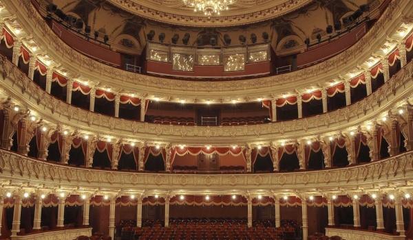 Going. | Christmas time! – bożonarodzeniowy Salon Poezji - Teatr im. Juliusza Słowackiego w Krakowie - Duża Scena