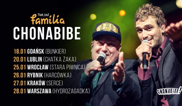 Going. | Chonabibe Familia Tour 2018 Kraków / Serce - Serce
