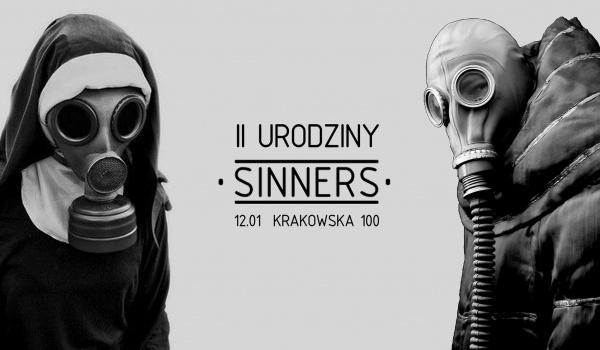 Going. | II Urodziny Sinners + ReTo - Krakowska 100