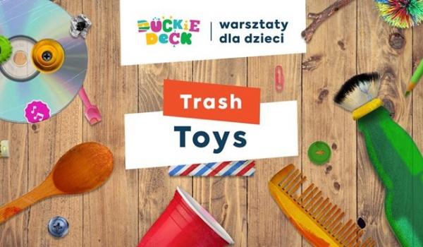 Going. | Trash Toys | Warsztaty dla dzieci - Emalia