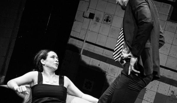 Going. | Świadkowie - Teatr Barakah / ArtCafe Barakah