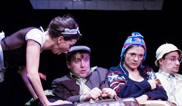 Going. | Wkrótce nadejdzie ten czas - Teatr Barakah / ArtCafe Barakah