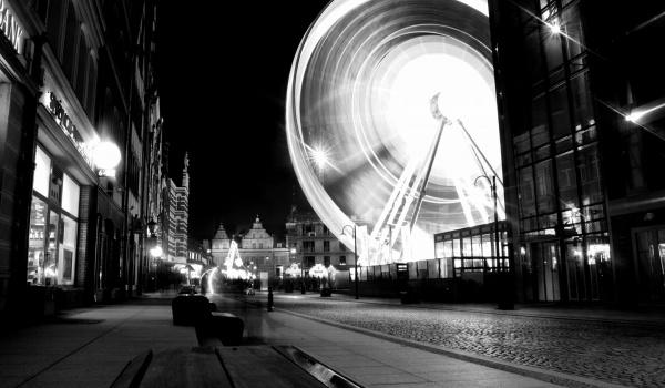 Going. | Wernisaż: Piotra Tomkowskiego - Bunkier Club