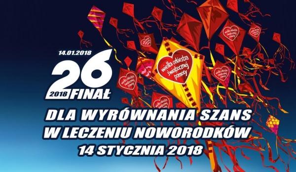 Going. | 26. finał WOŚP - Poznań - Centrum Kultury ZAMEK w Poznaniu