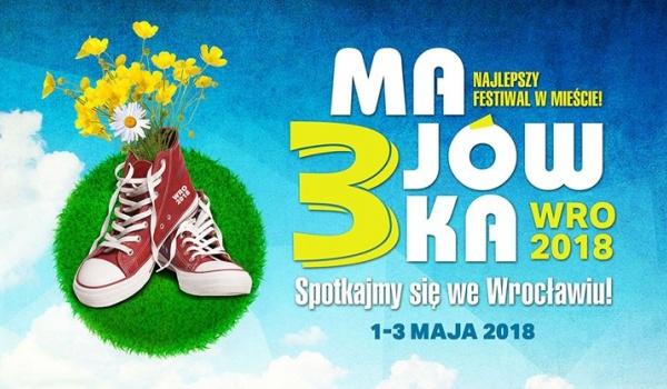 Going. | 3-Majówka 2018 - Dzień Pierwszy - Hala Stulecia
