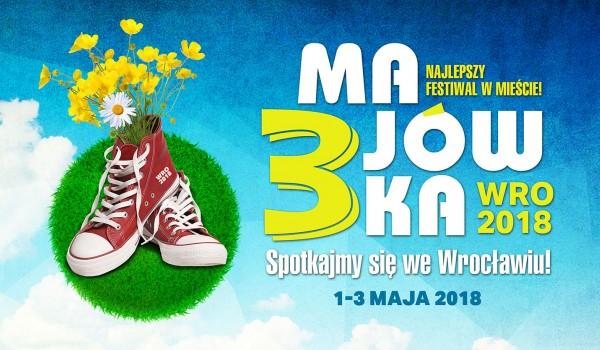 Going. | 3-Majówka 2018 - Karnet 3-dniowy - Hala Stulecia