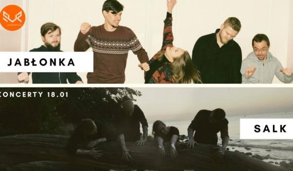 Going. | SALK + Jabłonka - Surowiec
