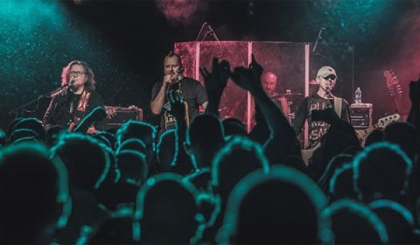 Going. | Strachy Na Lachy - Katowice - Mega Club