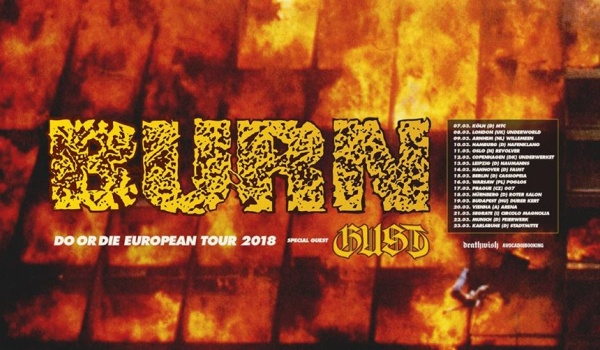 Going. | BURN (NYHC), Gust, Hidden World