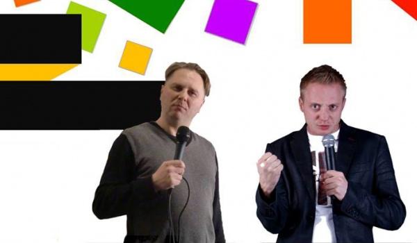Going. | Kwadratowy Stand-up! – Bartosz Gajda, Paweł Reszela