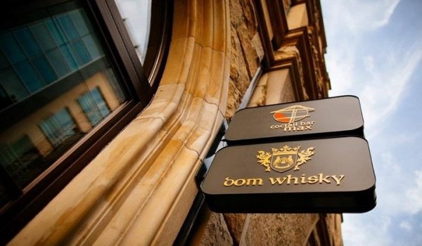 Going. | Cocktails & Music - Coctail Bar Max & Dom Whisky Wrocław