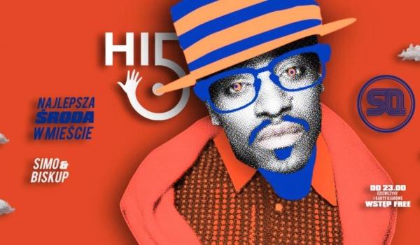 Going. | HI 5 - najlepsza środa w mieście! - SQ klub