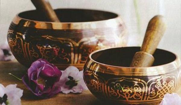 Going. | Koncert gongów i mis tybetańskich - Joga Park