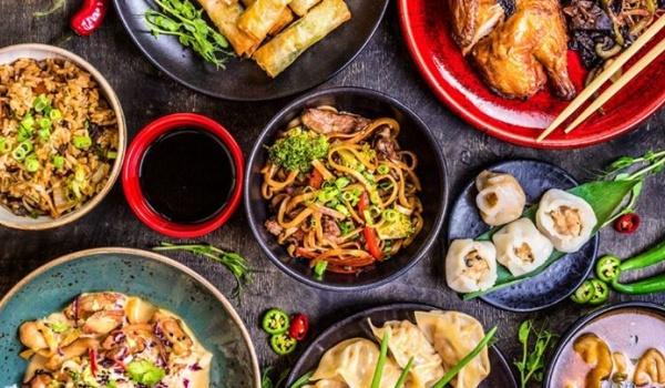 Going. | Bufet chiński