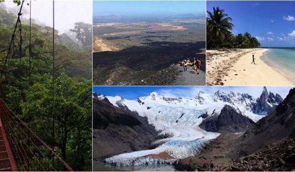 Going. | Ameryka Łacińska. 3 miesiące - lodowce, dżungla, wulkany. - Klubokawiarnia Tam i z Powrotem