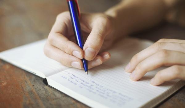 Going. | Warsztat początkującego pisarza