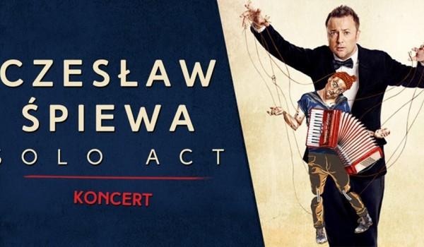 Going. | Odwołane // Czesław Śpiewa Solo Act w Siedlcach - Miejski Ośrodek Kultury w Siedlcach