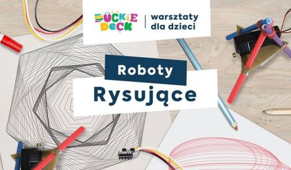 Going. | Konstruowanie robotów rysujących | Warsztaty dla dzieci