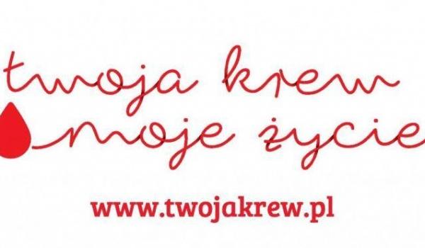 Going. | Akcja krwiodawstwa / Twoja krew, moje życie - Muzeum Historii Żydów Polskich POLIN