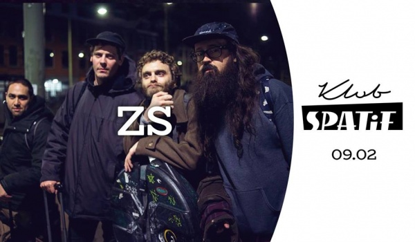 Going. | ZS band (USA) - Klub SPATiF