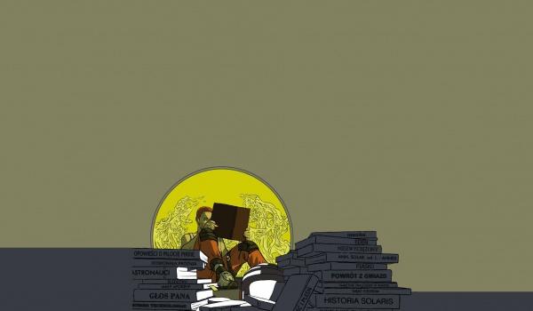 Going. | Ruch myśli. O pisarstwie Stanisława Lema - cykl wykładów - Pawilon Wyspiańskiego