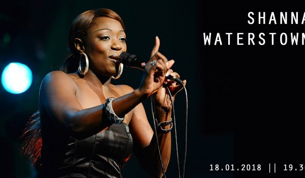 Going. | Shanna Waterstown (USA) - Blue Note Poznań