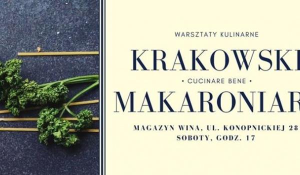 Going. | Warsztaty Cucinare Bene z Krakowskim Makaroniarzem