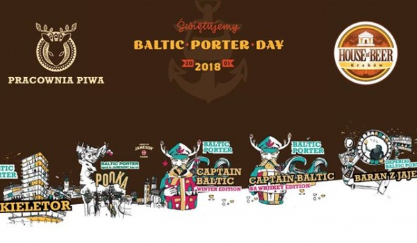 Going. | Baltic Porter Day - Pracownia w HOBie - House of Beer - Kraków