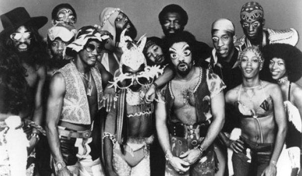 Going. | We got the funk!