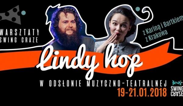 Going. | Lindy Hop w odsłonie muzyczno-teatralnej - TROPS Akademickie Centrum Kultury