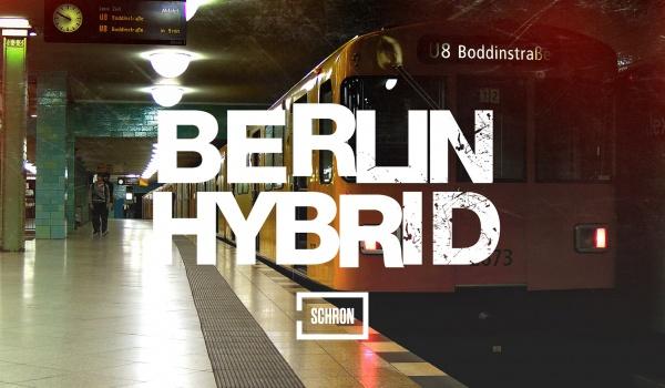 Going. | Hybrid:Berlin (Orson / Casual Treatment) - Schron