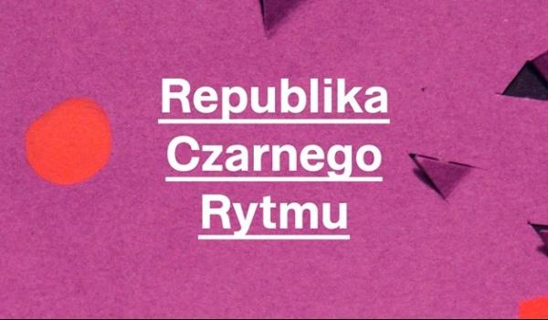 Going. | Republika Czarnego Rytmu