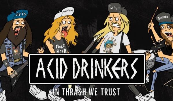 Going. | Acid Drinkers - Klub Zmiana Klimatu