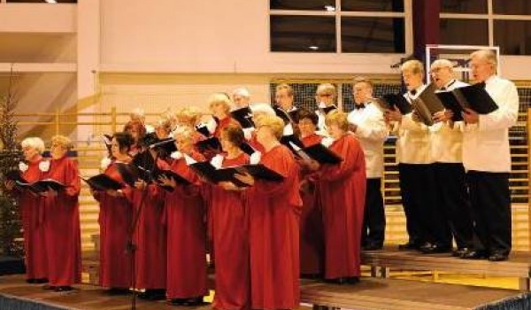 Going. | Koncert kolęd i pastorałek w wykonaniu Chóru SURMA - PROM Kultury Saska Kępa