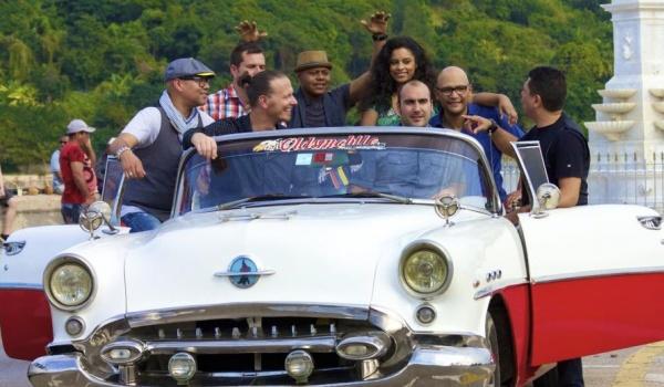 Going. | Koncert muzyki kubańskiej CaboCubaJazz - Kino Elektronik